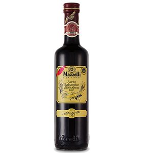馬莎蒂意大利摩徳納黑醋 Mazzetti Balsamic Vinegar of Modena 500ml