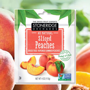 成熟夏季桃乾片 Stoneridge Orchards Sliced Summer Peach 113g