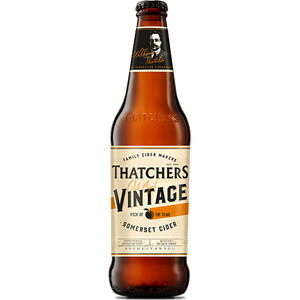 2019年年份蘋果酒  Thatchers 2019 Vintage Apple Cider 500ml