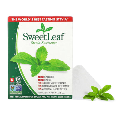 天然甜葉菊代糖 Wisdom Natural SweetLeaf Stevia Sweetener 71g