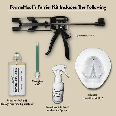 FormaHoof ® Farrier Kit