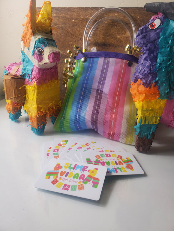 Mini Pinata - Nice add on to send with a gift card!