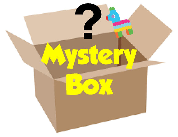 Mystery Box- Grande-Large