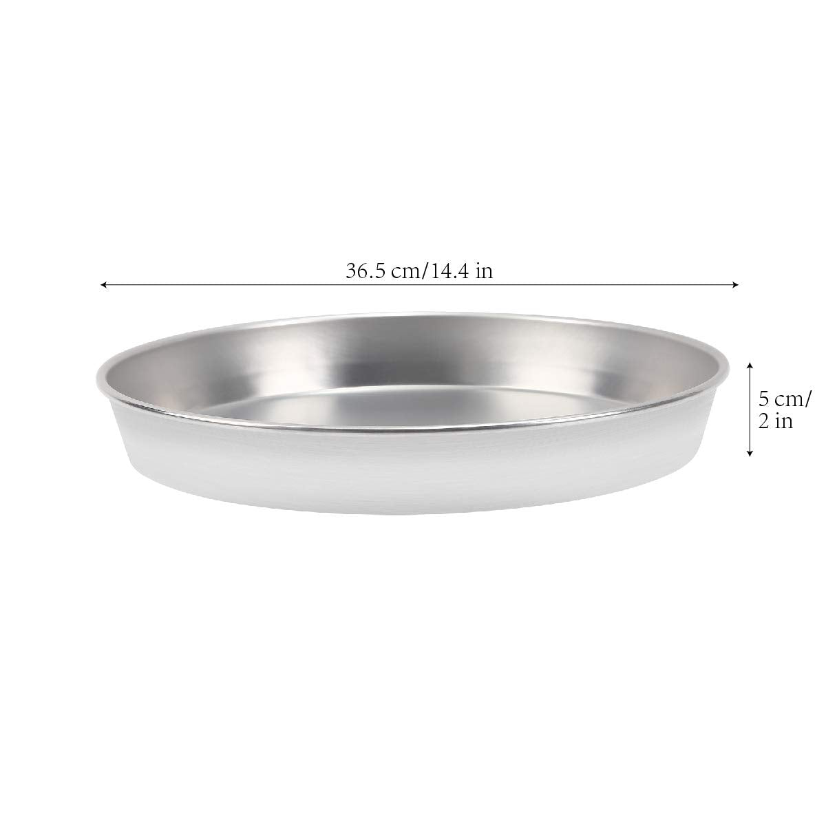 Tapered Cake Pans NSF certified, 12 pack