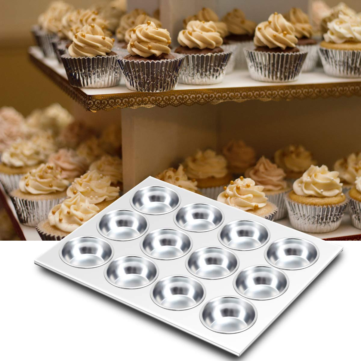 Muffin Pan 12-Cup