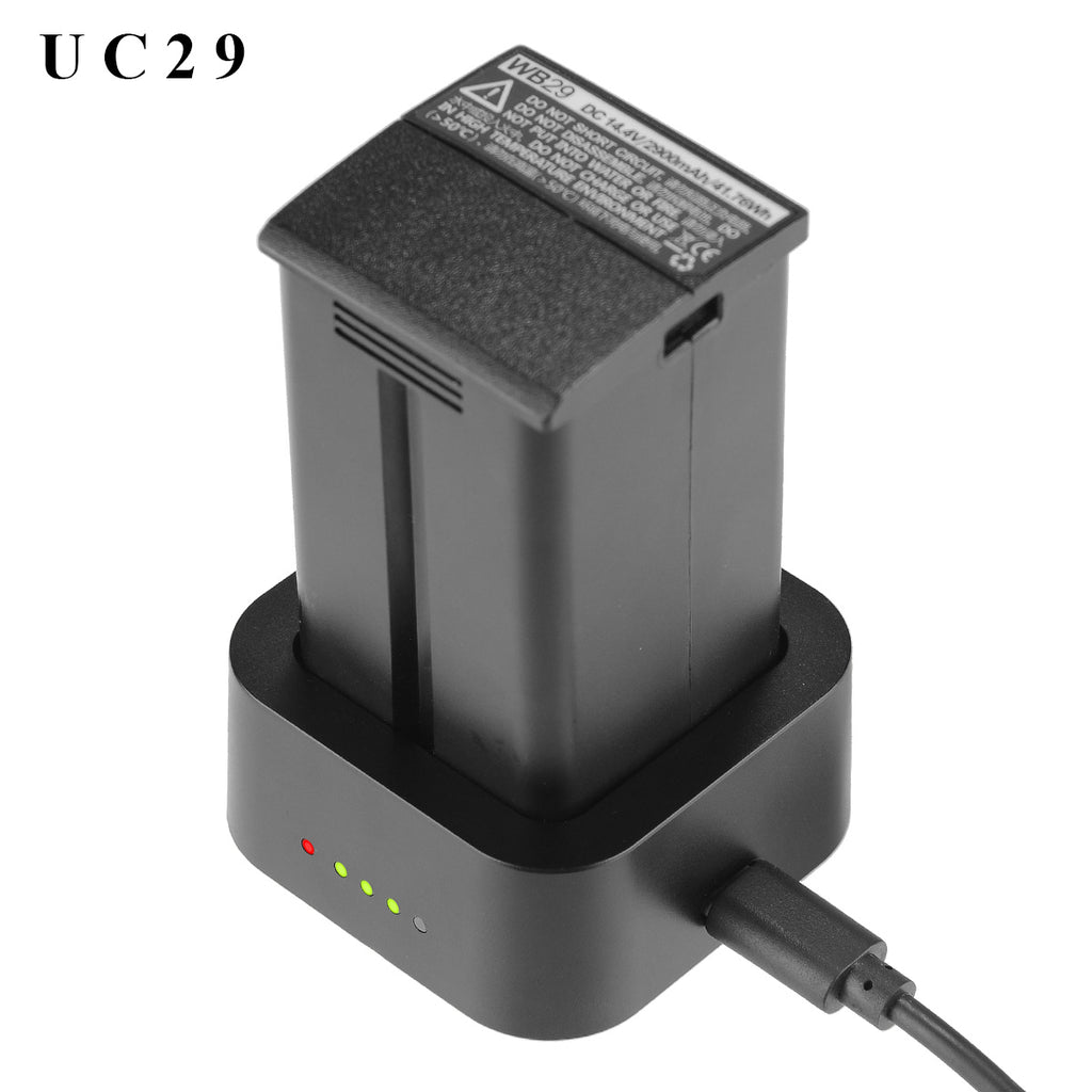 Godox UC29 USB Charger for ad200 battery