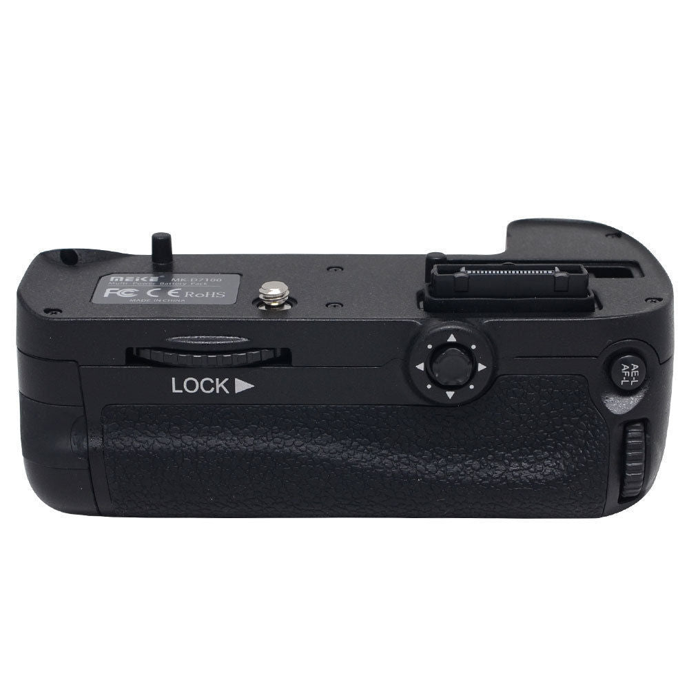 Meike MK-D7100 Multi-function Vertical Battery Grip for Nikon DSLR D7100 D7200 - FOMITO.SHOP
