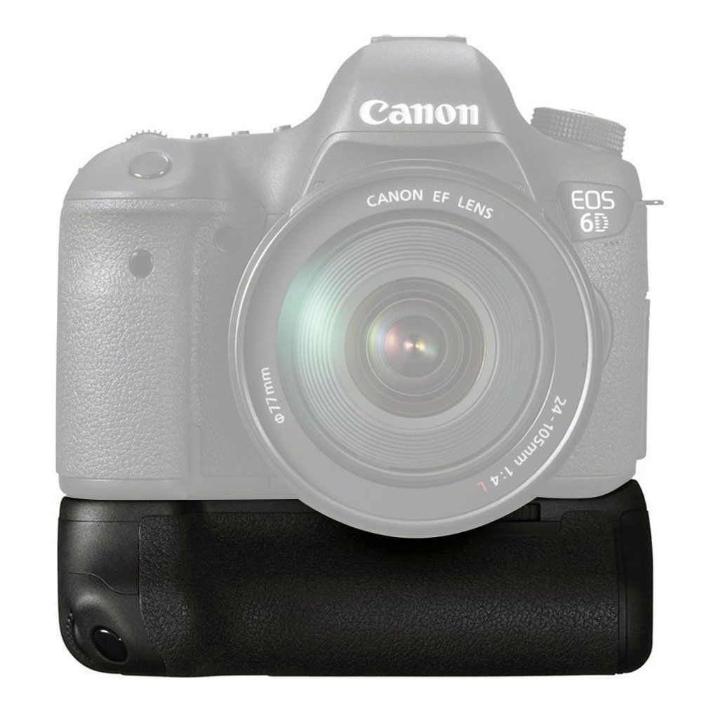 Meike MK-6D Canon Camera DSLR Battery Grip Holder for Canon EOS 6D SLR BG-E13 - FOMITO.SHOP