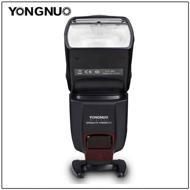 Yongnuo New Upgrading YN565EX III TTL Flash Speedlite for Canon DSLR  supports firmware upgrade