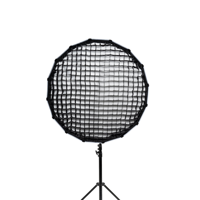 "Aputure Light dome SE Bowens Mount Softbox 35.5"" 16 fiberglass rods For Amaran 100d/x Amaran 200d/x"