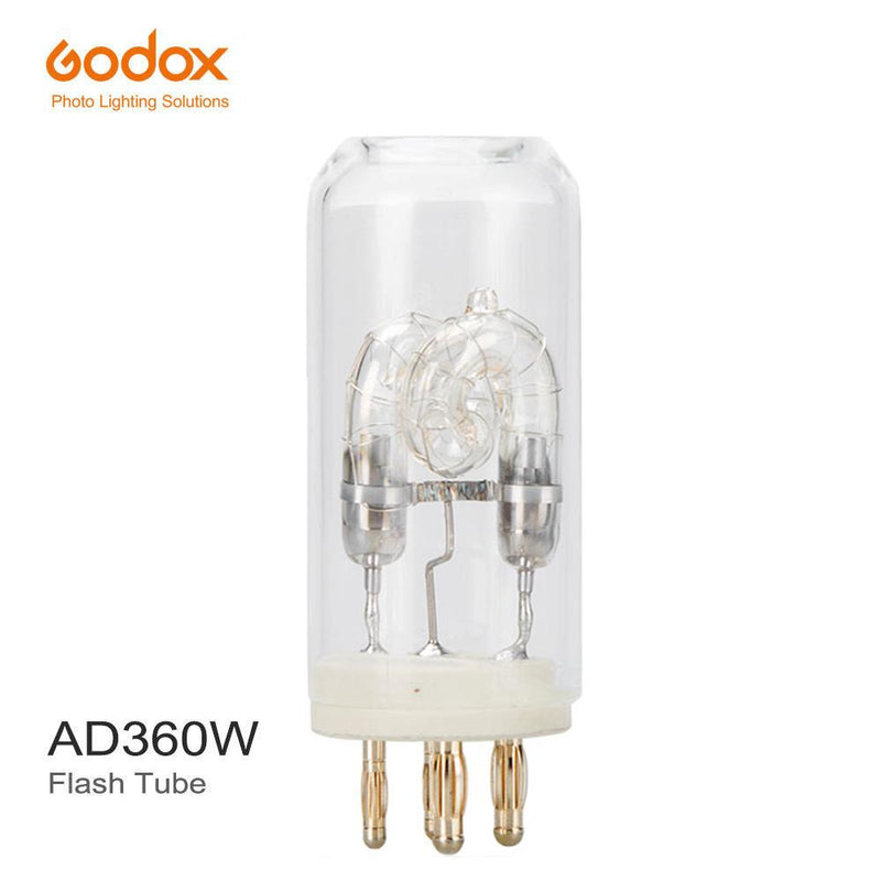 Godox Bare Bulb 360WS Flash Tube For Godox  AD360 AD360II - FOMITO.SHOP
