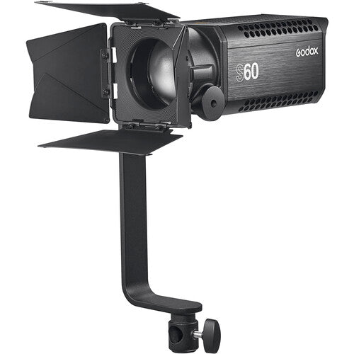 Pre-order! Godox Focusing LED Light S60/ S60-D Three-light Kit 60W for Videography Interviewing