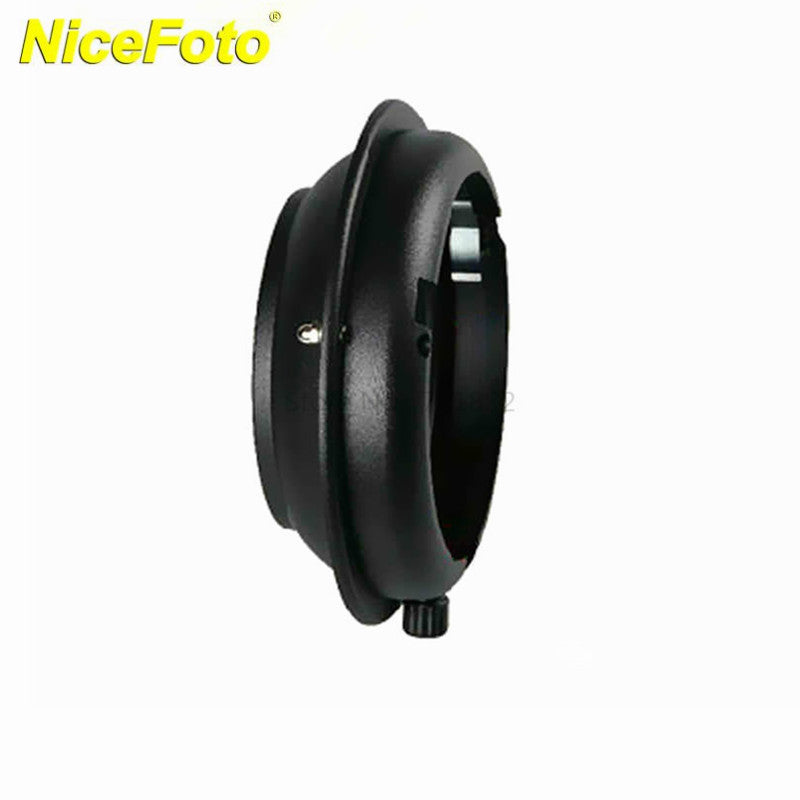 NiceFoto SN-18 Interchangeable Flash Ring Adapter Converter for Balcar Mount Flash Strobe to Bowens Mount Lighting Accessories