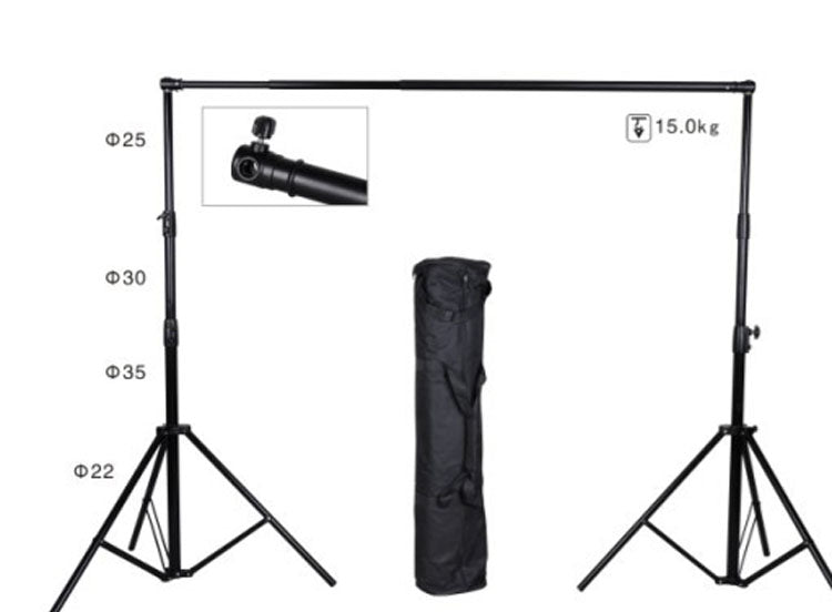 NiceFoto S-23 Photography equipment nicefoto Heavy Duty Background Support