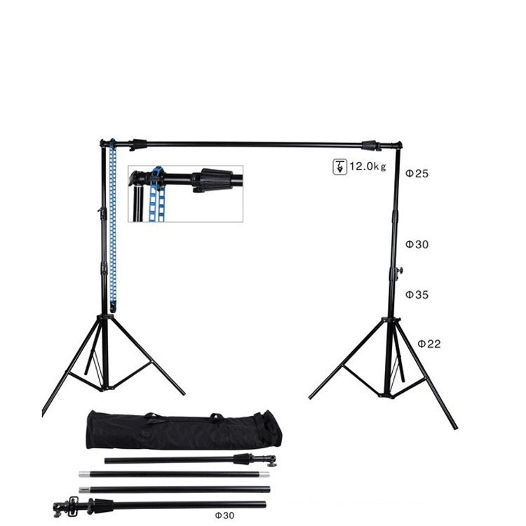 NiceFoto S-12 Photography accessories Manual Chain Nicefoto Background Support