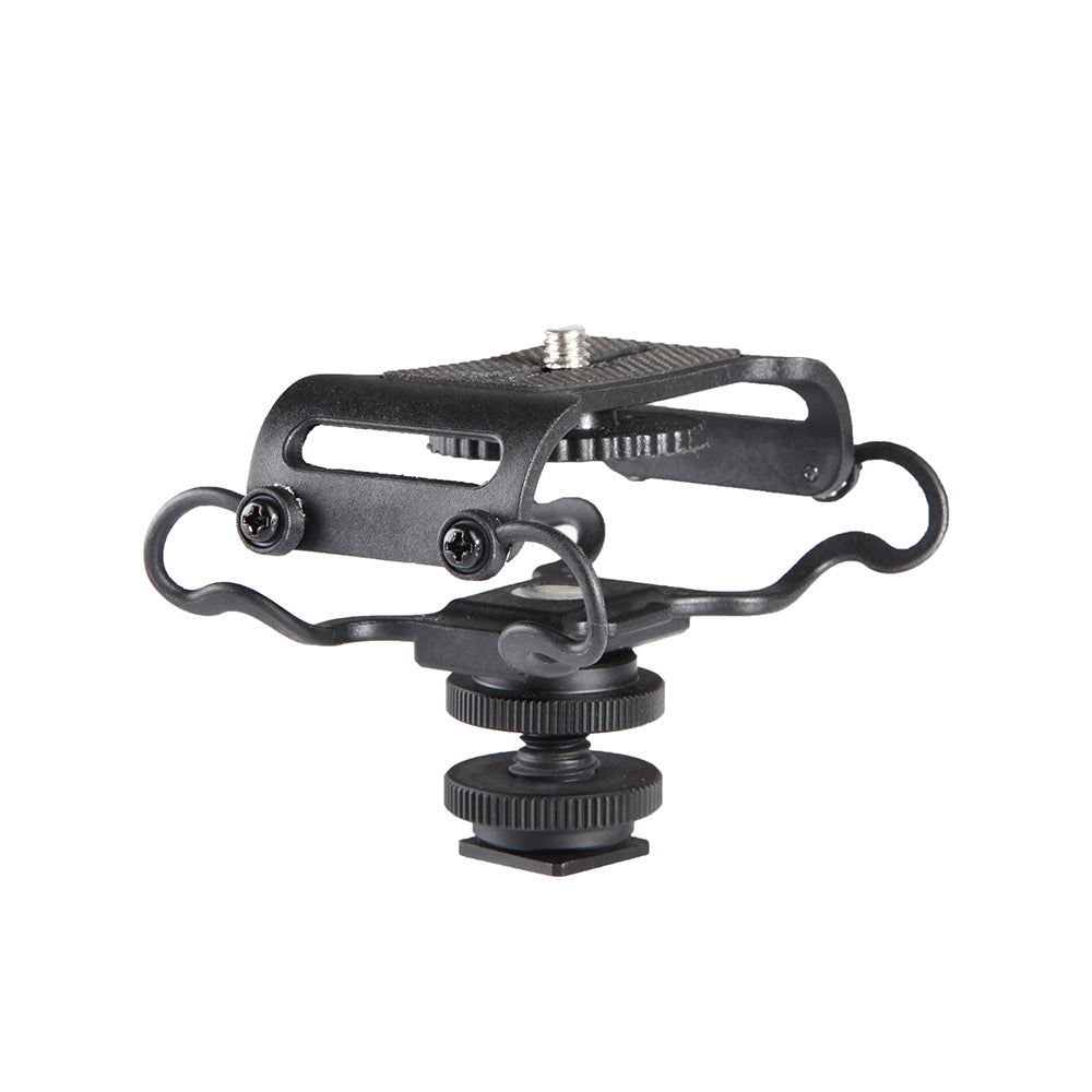 BOYA BY-C10 Universal Microphone and Portable Recorder Shock Mount