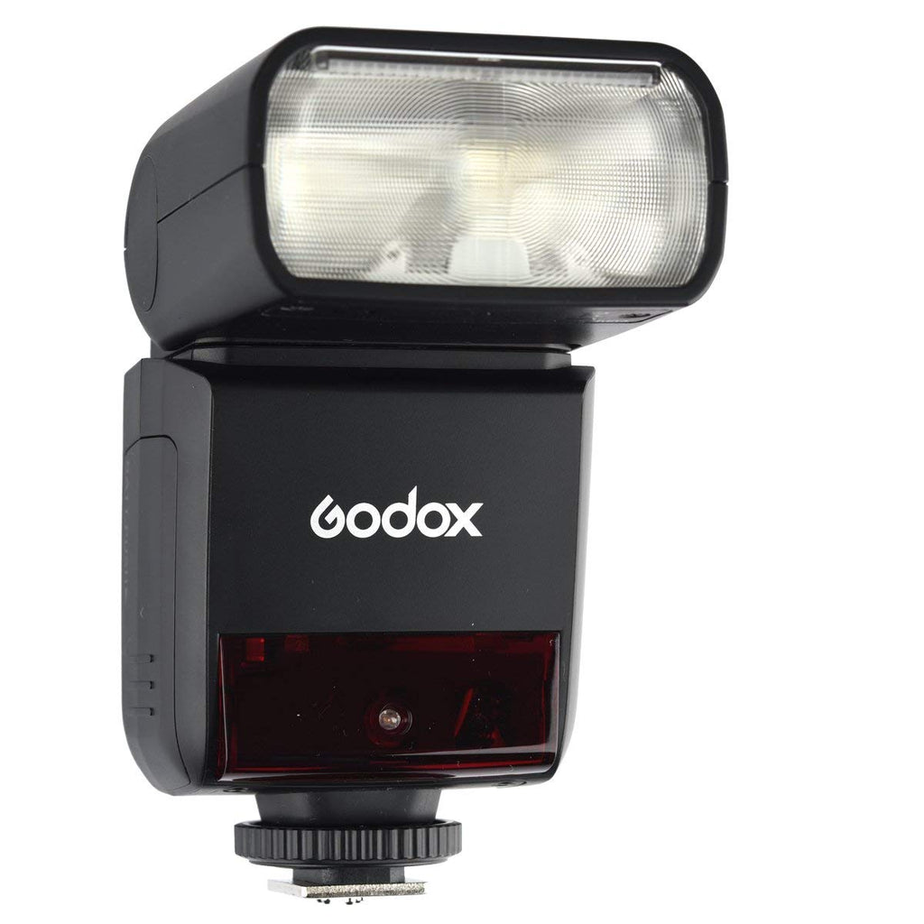 Godox V350C/N/F TTL HSS 1/8000s GN36 0.1~1.7s Recycle Camera Speedlite Flash Built-in Lithium Battery for Canon,Nikon,Fujifilm Cameras