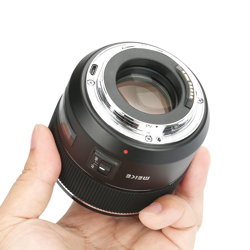 Meike MK-85mm F1.8 Full Frame Automatic Lens Fit for Canon SLR Sony