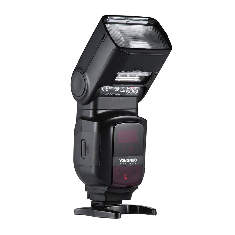 YONGNUO YN968EX-RT Wireless TTL Master Flash Speedlite with Built-in LED Light 1/8000s HSS for Canon 500D 550D 40D 1000D 1100D