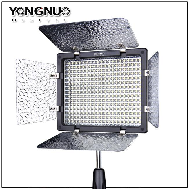 YONGNUO YN300 III For Canon Nikon Pentax Olympas DLSR LED Camera Video Light Adjustable Color Temperature 3200K-5500K