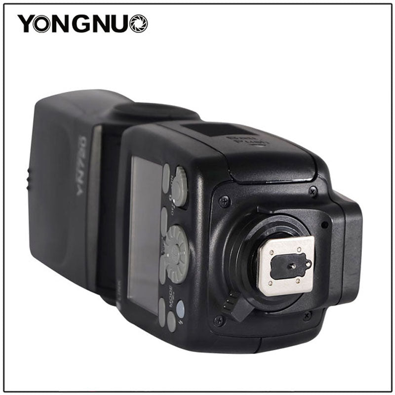 New YONGNUO YN720 Lithium Battery  Speedlite Flash with Li-ion Battery for Canon Nikon Pentax Olympus