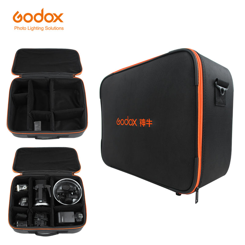 Godox CB-09 Suitcase Carry Bag for AD600 AD600B AD600BM AD600PRO AD360 Flash Kit