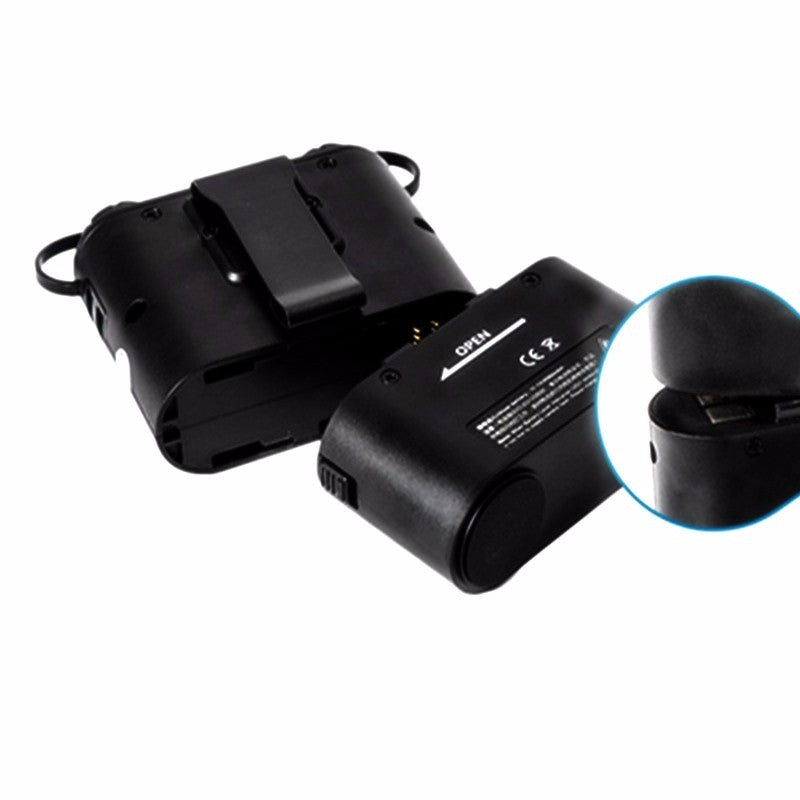 Godox PROPAC PB960 Dual-Output Speedlite Power Battery Pack 4500mAh for Canon Nikon Flash Black