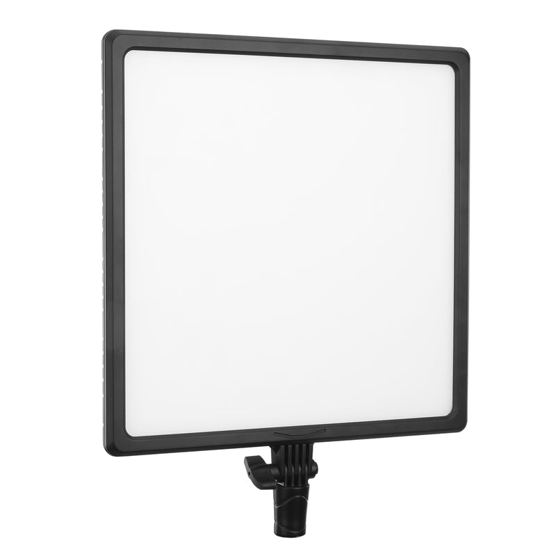NiceFoto SL-500A Softer 50W LED Video Light Bi-color Ultra Thin Dimmable 3200K-6500 Panel Lighting