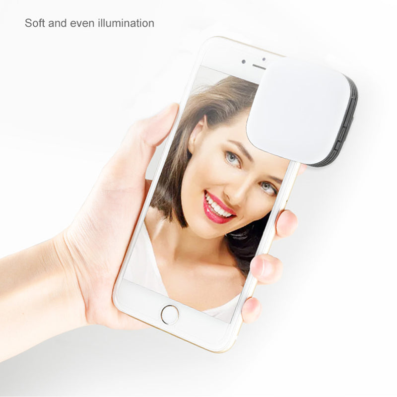 Godox LEDM32 LED Light built-in lithium battery Adjustable bright Portable Luxury Mini Selfie LED Light For Smartphone