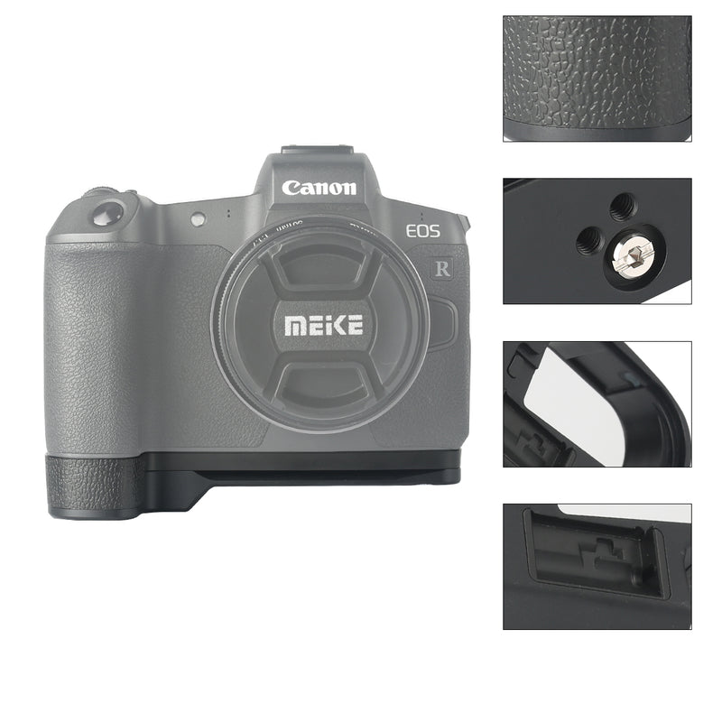 Meike MK-EOSRG Metal Hand Grip Fit for Canon EOS R