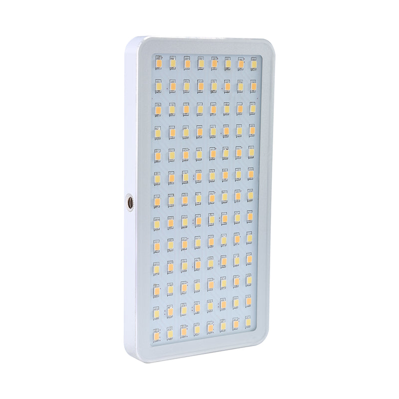 NiceFoto SL-80A Portable Bi-color Pocket LED video Fill light with Diffuser Board and Grid