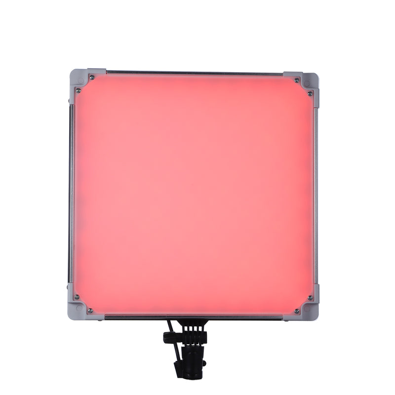 NiceFoto TC-688 RGBW LED Video Light 3200K-6500K Full Color Bi-color Dual Power Panel Light