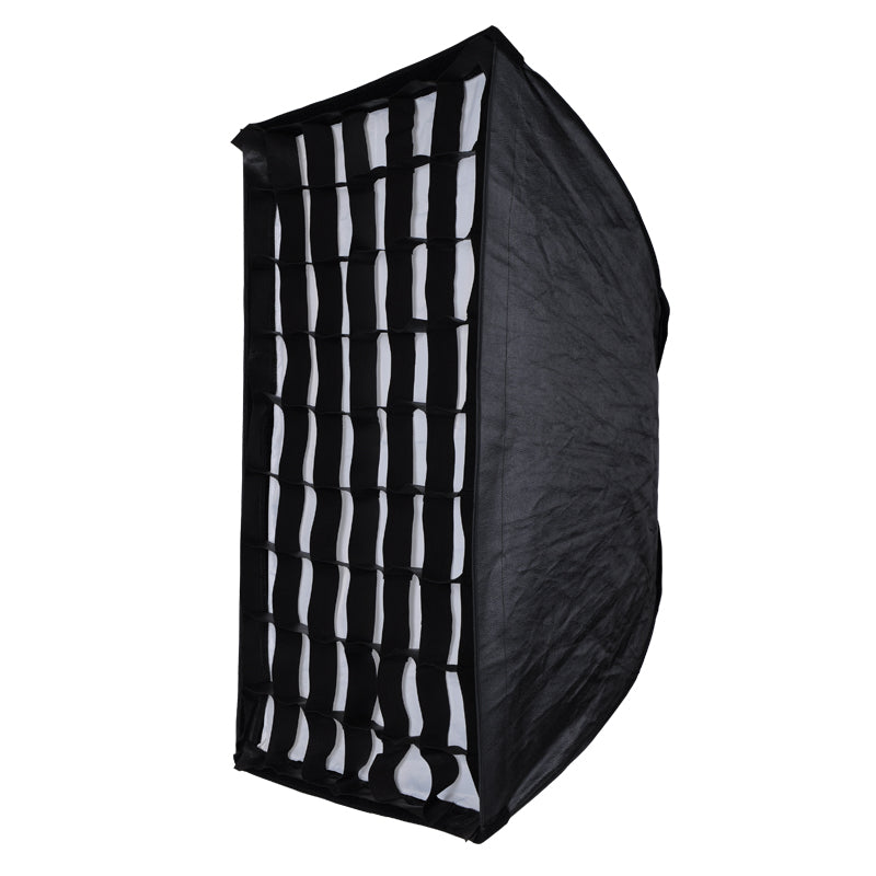 NiceFoto KS30*150cm Honeycomb Grid Umbrella Frame Photo Studio Rectangle Softbox Soft Box For All Strobe Flash Lighting