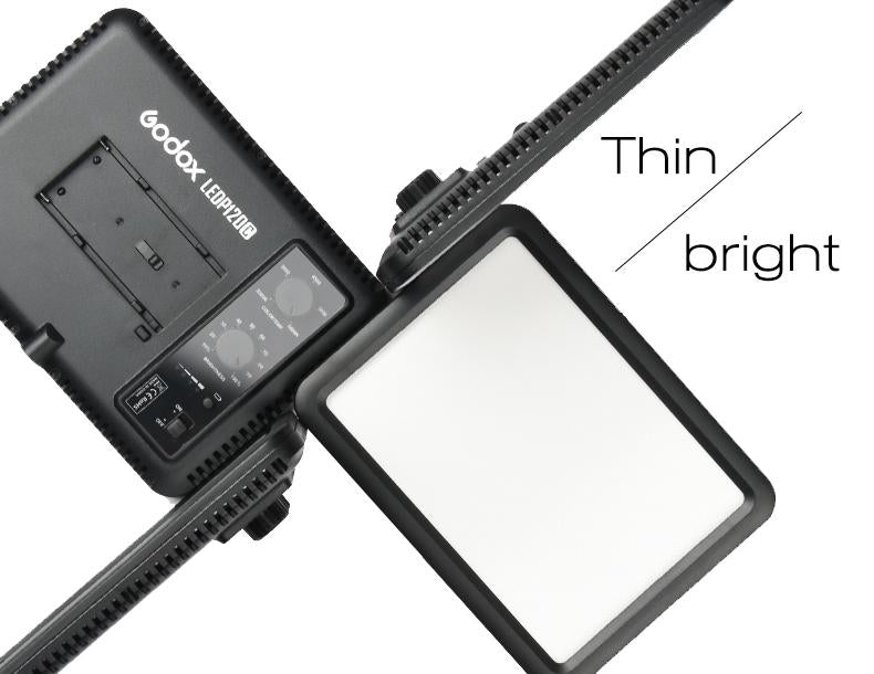 Godox LEDP-260C Lithium battery-powered Video Light