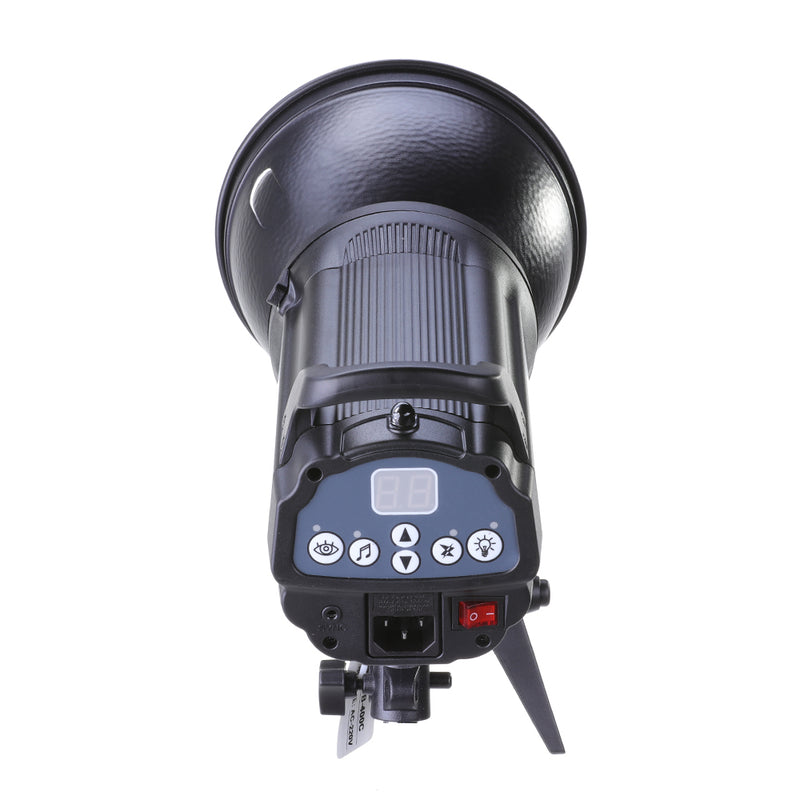 NiceFoto TB-600C 600W GN85 Monolight Strobe Photography Studio Flash with Lamp Head