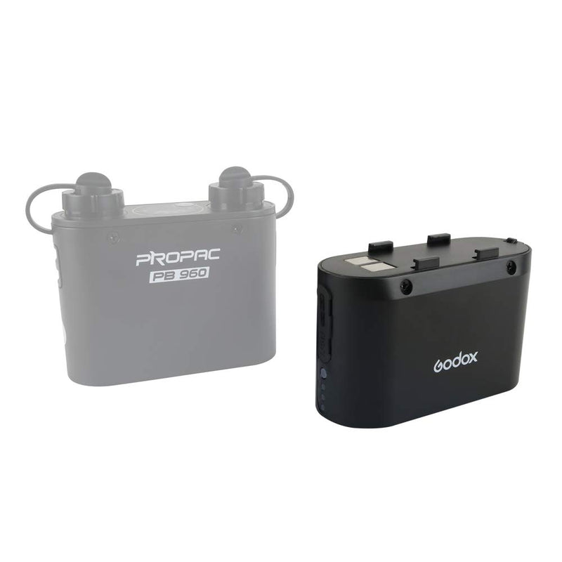 Godox BT5800 Black lithium 5800mah Pb960 Battery Pack Standby Single Battery