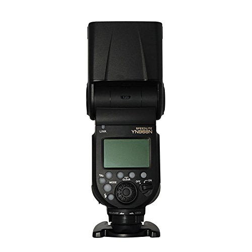 YONGNUO YN968N Wireless Camera Flash Speedlite Master Optical Slave HSS TTL for Nikon Cameras - FOMITO.SHOP