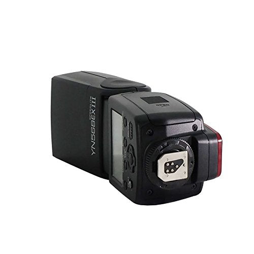 YONGNUO YN568EX III Wireless Master & Slave TTL Flash Speedlite with High Speed Sync for Canon DSLR Cameras - FOMITO.SHOP