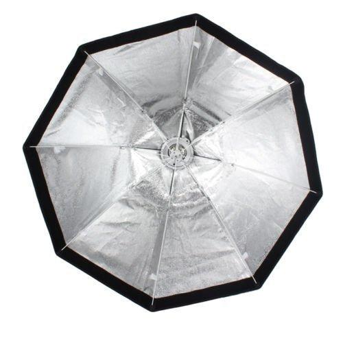 Godox 120cm Bowens Mount Octagon Umbrella Softbox(with Honeycomb Grid) - FOMITO.SHOP