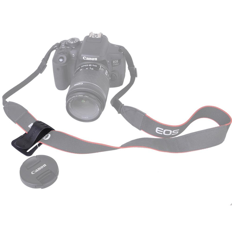 Camera Lens Cap Clip Holder Neck Strap Keeper Universal S-Clip - FOMITO.SHOP