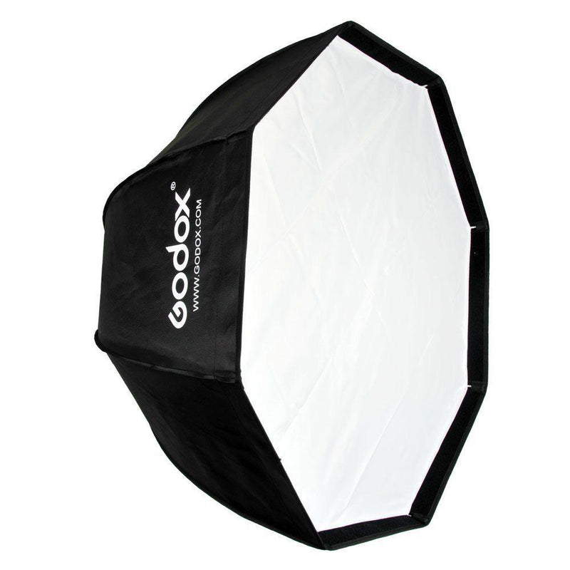 Godox SB-UE 120cm / 47in Honeycomb Grid Umbrella Speedlite Softbox with Bowens Mount - FOMITO.SHOP