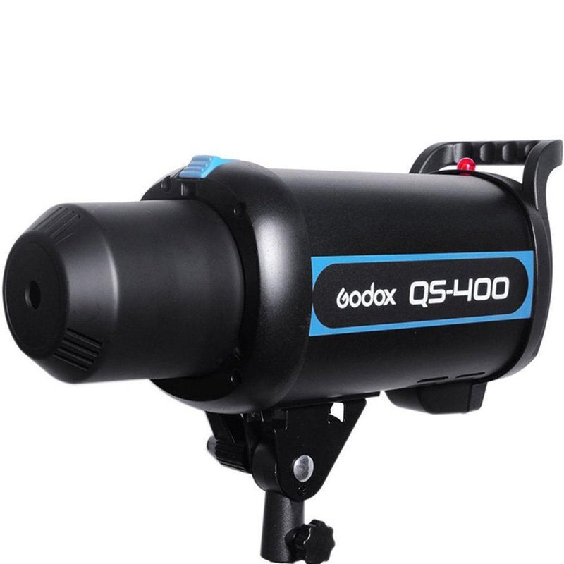 Godox QS400 400WS Studio Strobe Flash Modeling Light Studio Light - FOMITO.SHOP