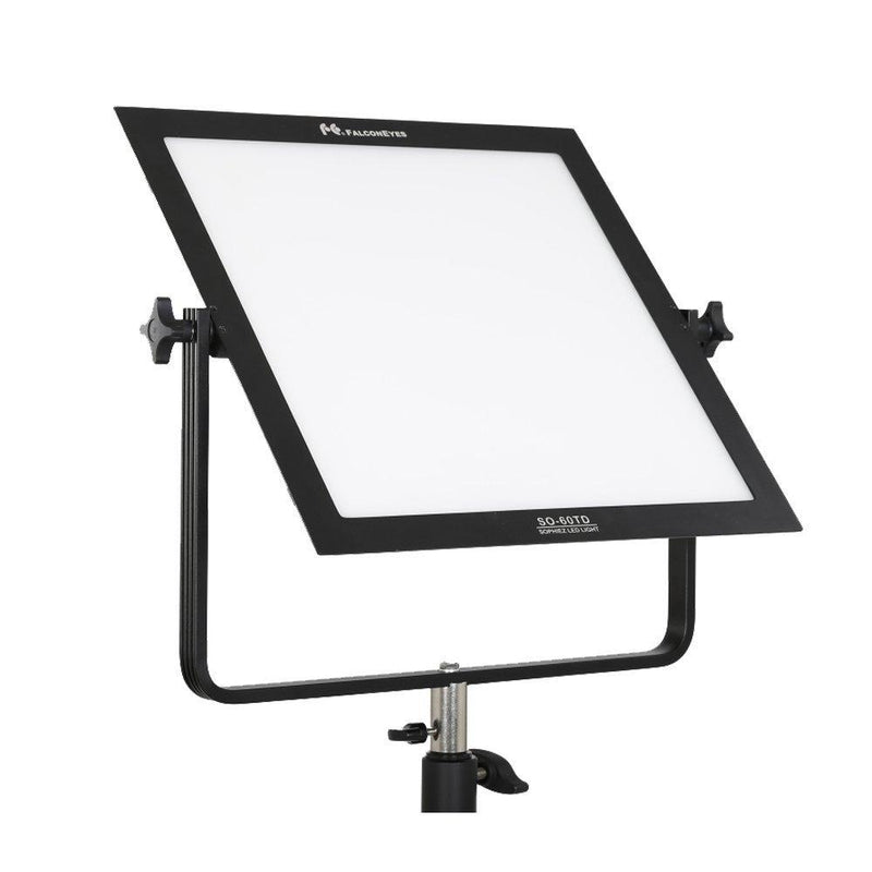 FalconEyes SO-60TD 60W Led Panel Lamp Square Soft Studio Light - FOMITO.SHOP