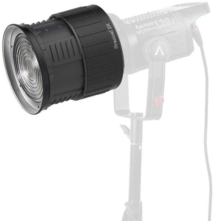 Aputure Fresnel 2X Mount for Light Storm