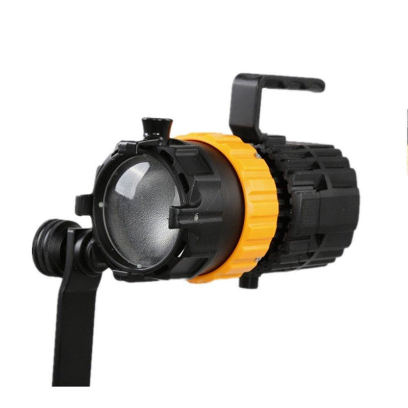 FalconEyes P-5TD Mini Spot Light 100W 3000K-5600K Photography Light Adjustable Focus Length Fill Light Pulsar 5 P5TD - FOMITO.SHOP