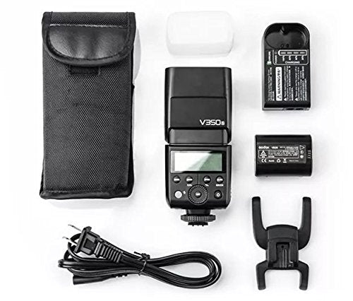 Godox V350S TTL and HSS Li-ion Camera Flash for Sony Cameras In Stock - FOMITO.SHOP