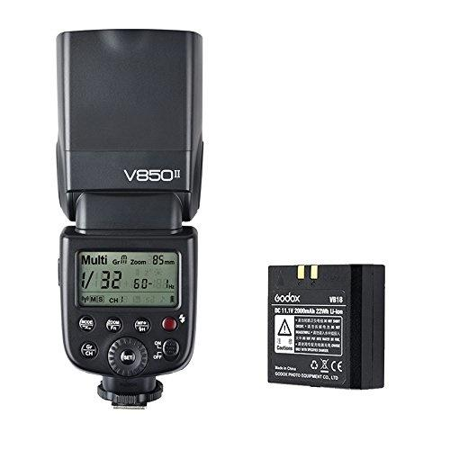 Godox V850II Flash Speedlight Wireless Controller Trigger Kit For DSLR - FOMITO.SHOP