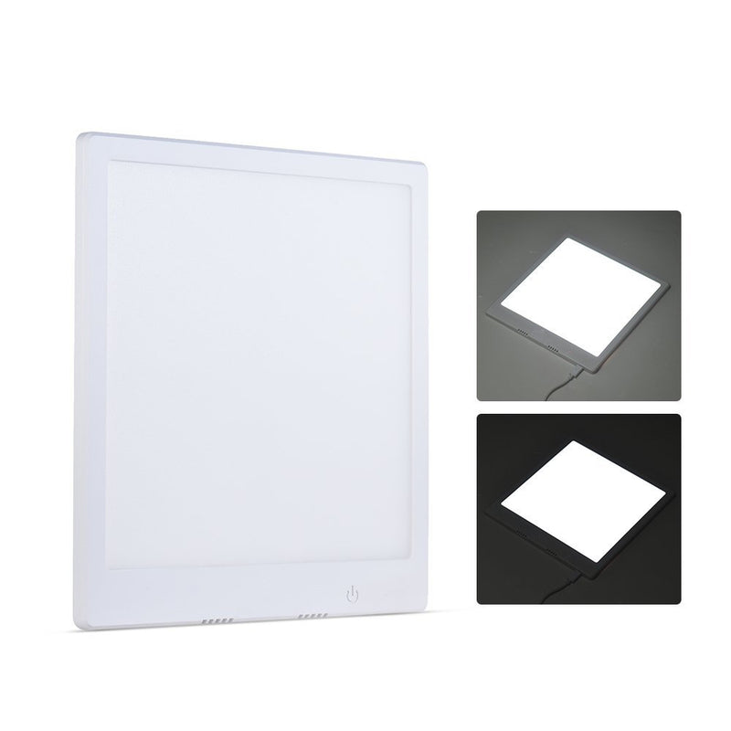 Fomito LED Photography Shadow-free Shadowless Light Lamp Panel Pad Softbox Bottom Light - FOMITO.SHOP