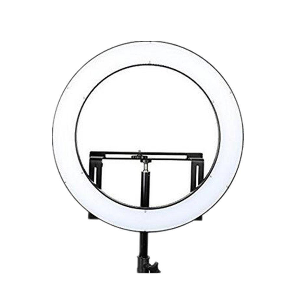 FalconEyes DVR-512DVC  Ring LED Lighting Video Film Continuous Light CRI95 3000k-5600K Dimmable Ring Light Soft Light - FOMITO.SHOP