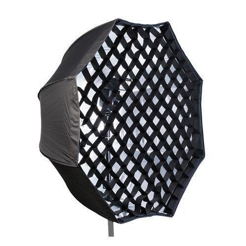 Godox  120cm/47in Umbrella Octagon Softbox with Grid For SpeedLight/Flash - FOMITO.SHOP